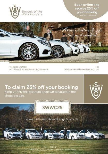 Suffolk Wedding cars