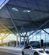 Luxury airport drop off in Suffolk and Essex.