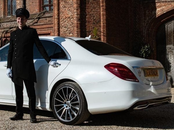 Wedding Car Service in Suffolk