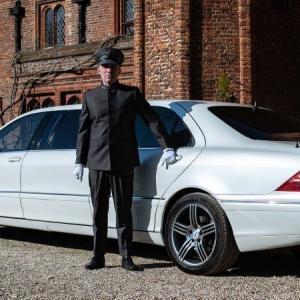 S class Pullman wedding car suffolk