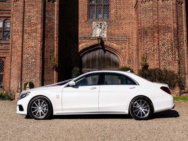 Wedding Car Service Essex