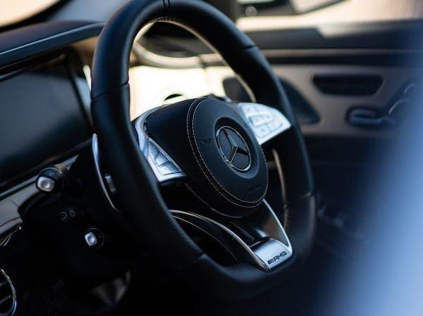 Mercedes Wedding Car Essex