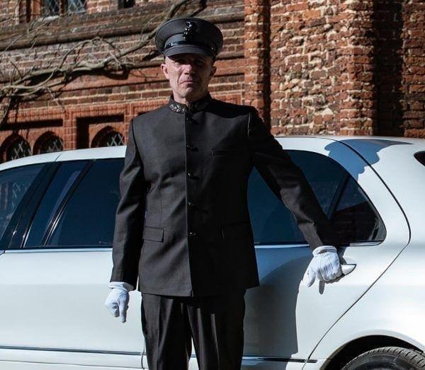 Tailor your wedding car, Tailor, Simons White Wedding Cars