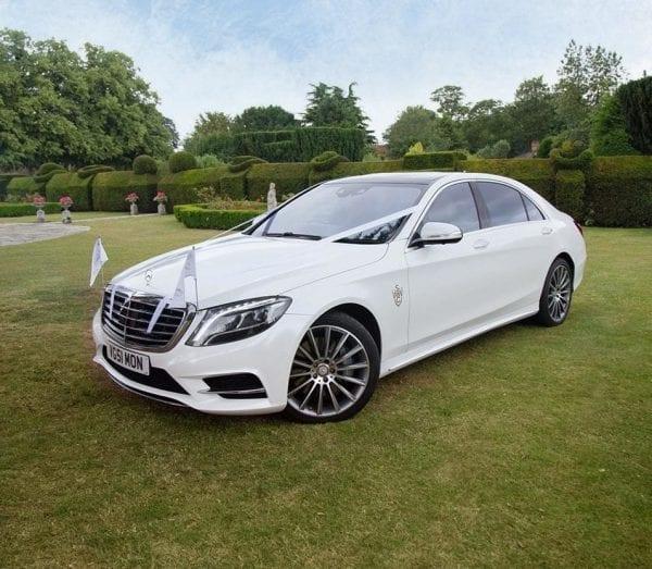 Wedding car essex