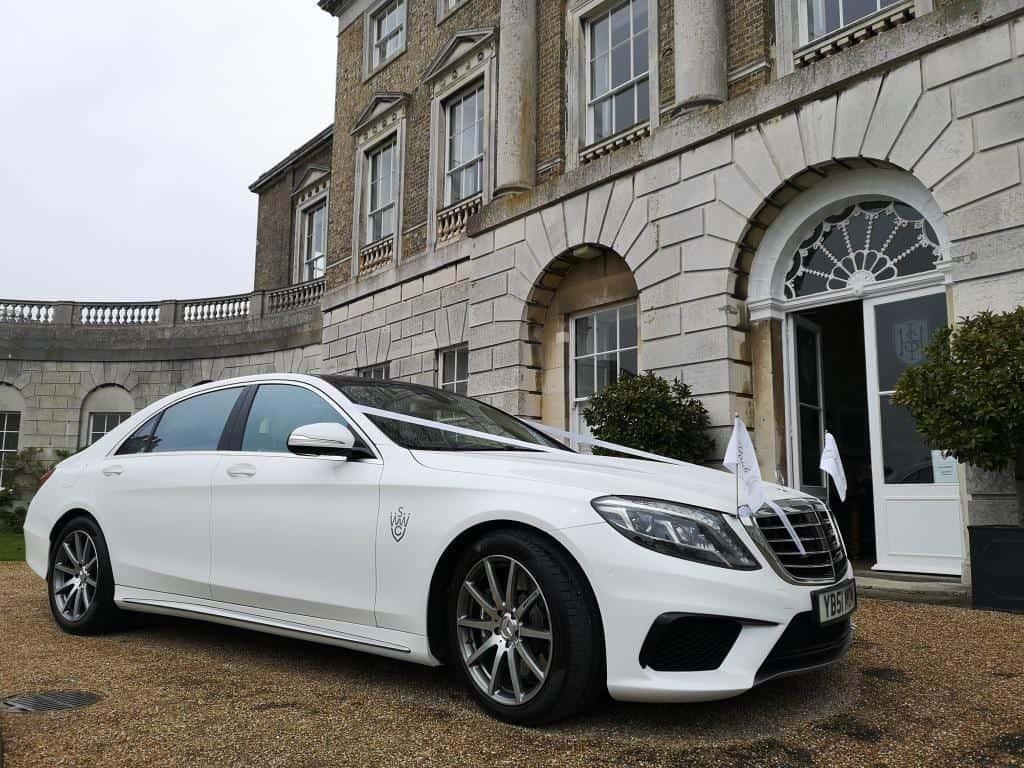 Wedding car Suffolk