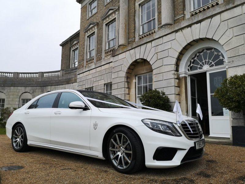 Wedding car hire Suffolk