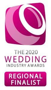 The 2020 Wedding Industry Awards, Simon's White Wedding Car is a Regional Finalist