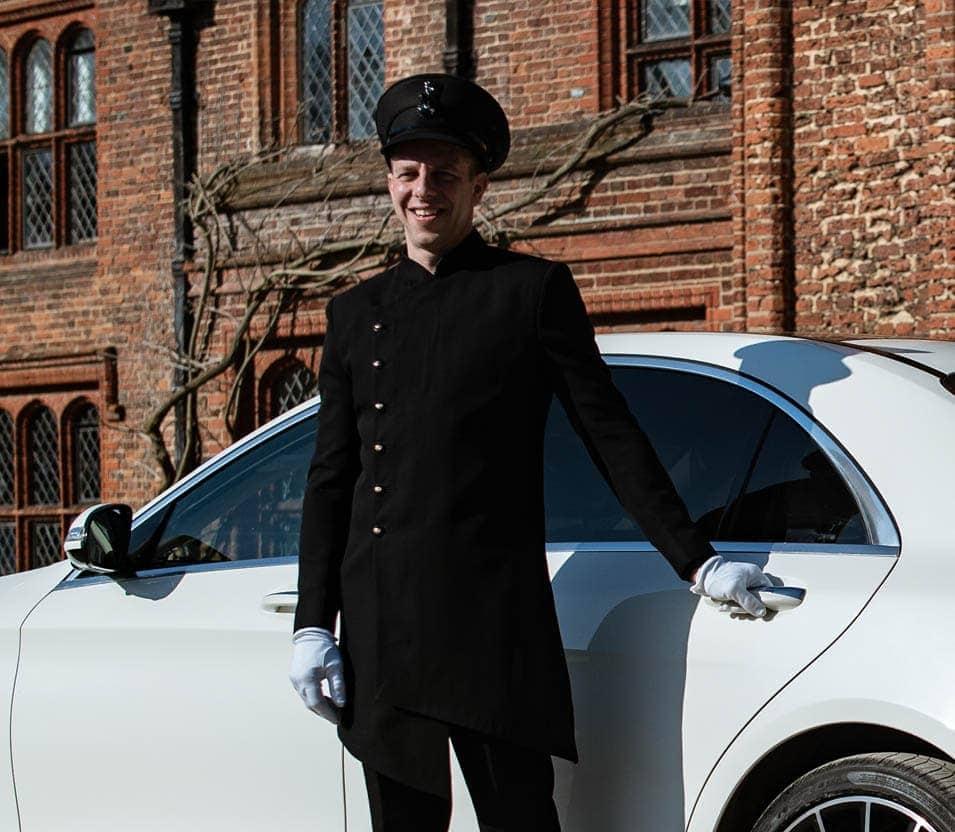classic chauffeurs uniform