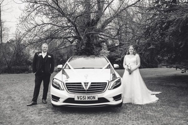 Hire a wedding car in Essex