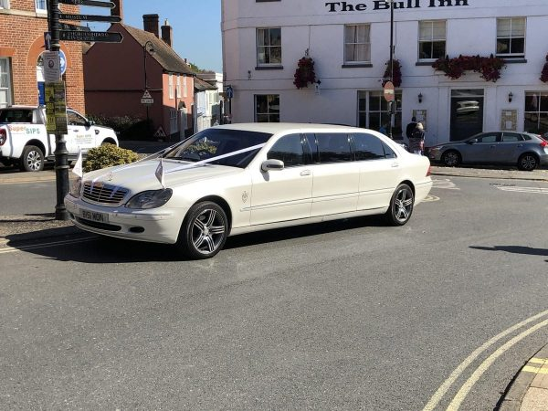 Essex wedding car