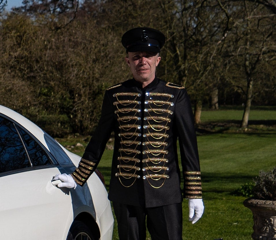 Chauffeurs Napoleon uniform