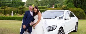 Colchester wedding car