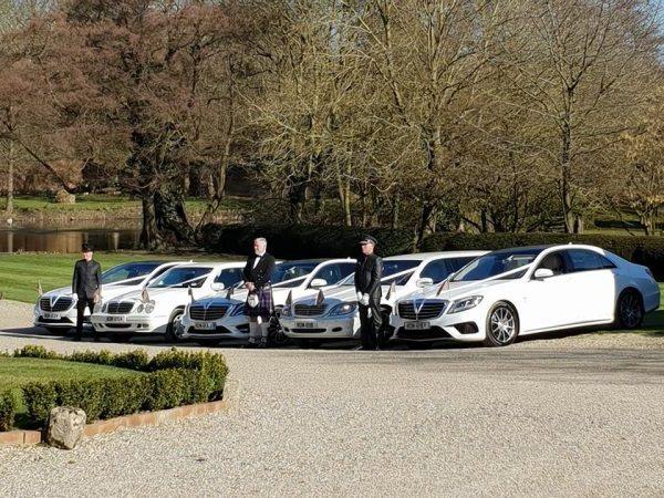 Cambridgeshire wedding car hire