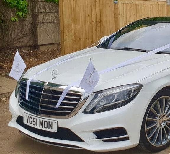 Wedding cars Cambridgeshire