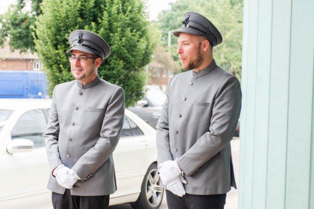 Cambridgeshire wedding chauffeur
