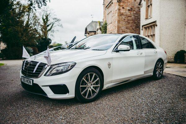 Best wedding car