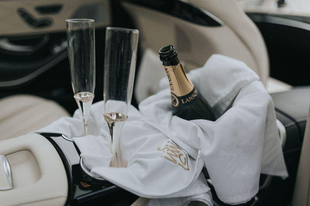 Chauffeur driven luxury