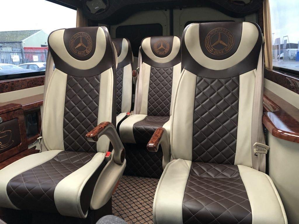 Executive vip minibus