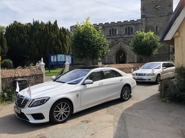 Wedding car hire Braintree
