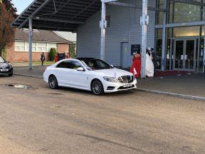 Hertfordshire wedding car hire