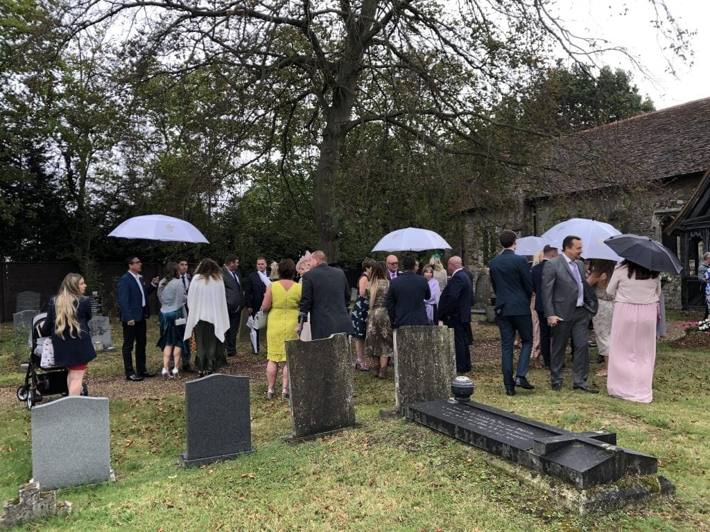 Luxury wedding day in Herts
