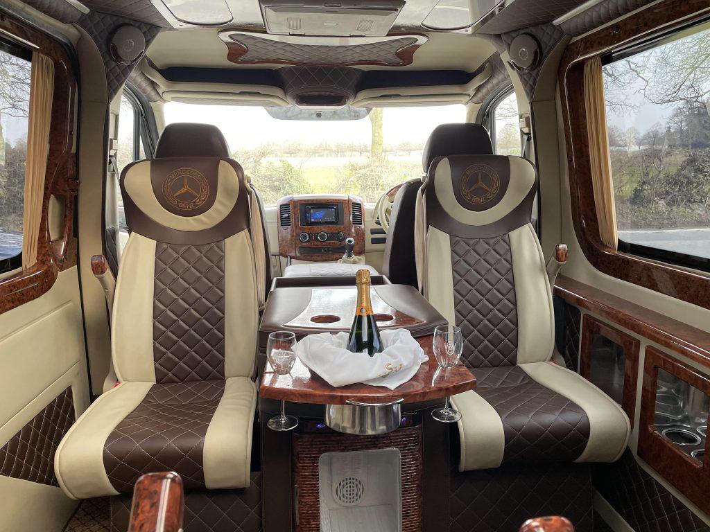 First class transport