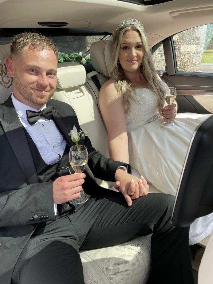 Bride and Groom transport