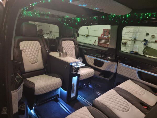 first class wedding vehicle hire