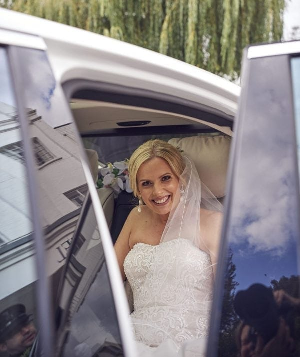 Sudbury wedding car hire