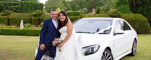 Book your wedding car online