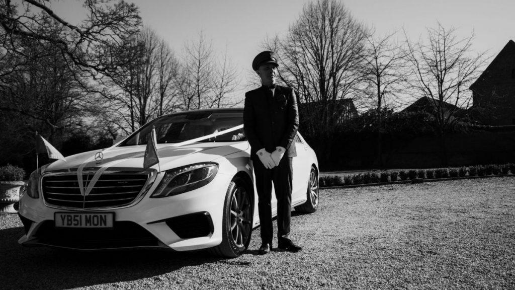 Finest wedding car chauffeur