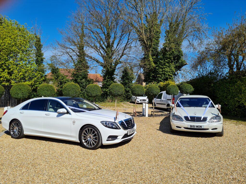Wedding car hire Essex