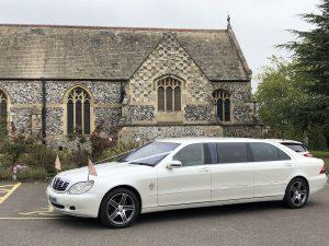 Chelmsford wedding car hire
